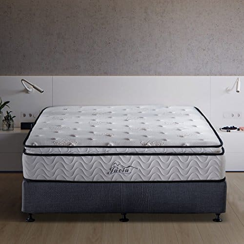 JACIA House King Mattress with Pillow Top