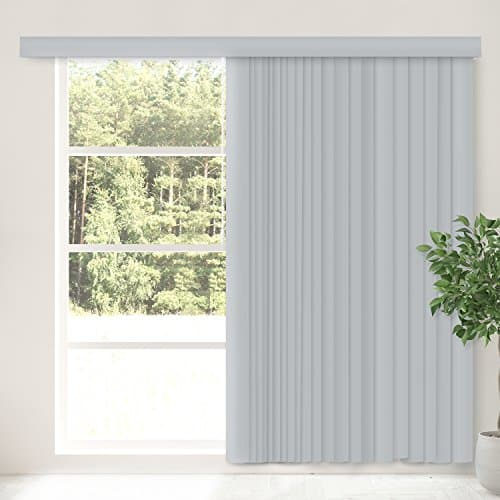 Chicology Cordless Vertical Blinds Patio Door