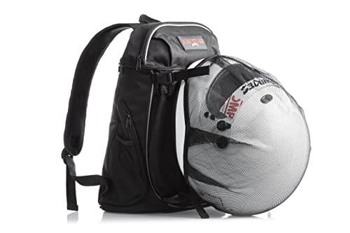 Reflective Motorcycle Lightweight Commuter Helmet Backpack
