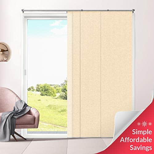 Chicology Adjustable Sliding Panels with Eclipse Alpaca