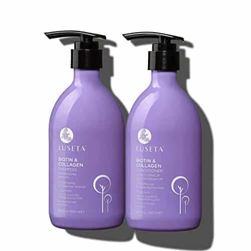 Luseta Hair Growth Shampoo and Conditioner