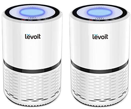 Levoit LV-H132 Air Purifier Filtration