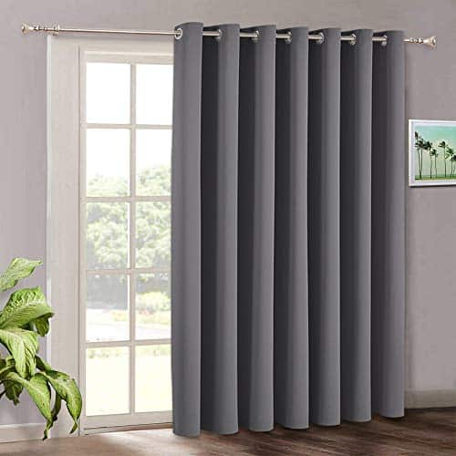 Blackout Patio Door Curtain Blinds - Home Decoration