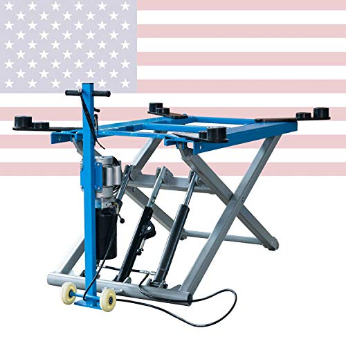 XK 6200lbs Rise Scissor Automotive Lift