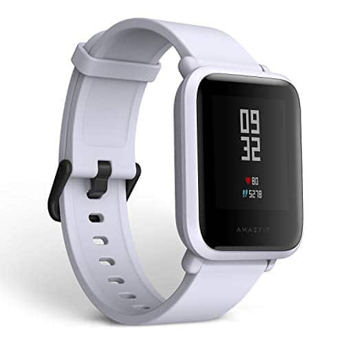 Amazfit BIP Huami all-day smartwatch heart rate Tracking