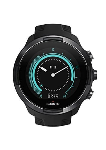 Suunto 9 Watch Long Battery-Life Wrist-Based GPS Sports Heart Rate