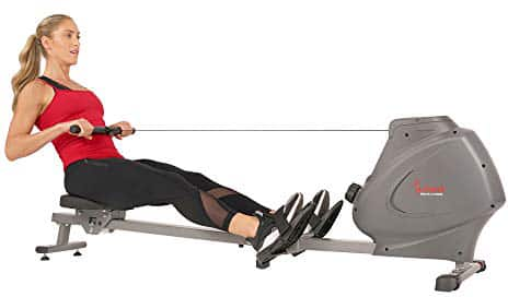 Sunny Health & Fitness SF-RW5801 Magnetic Rowing Machine