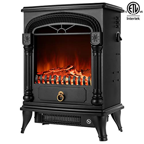 VIVOHOME Portable Freestanding Electric Fireplace