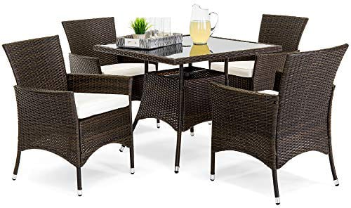 Best Choice Products 5-Piece Indoor Outdoor