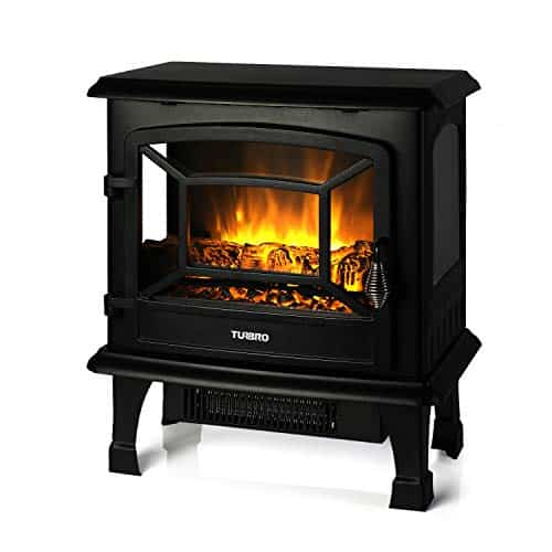 TURBRO Suburbs TS20 Electric Fireplace Heater Fireplace Stove