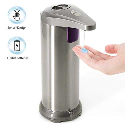 ELECHOK Soap Dispenser, Touchless Automatic Soap Dispenser