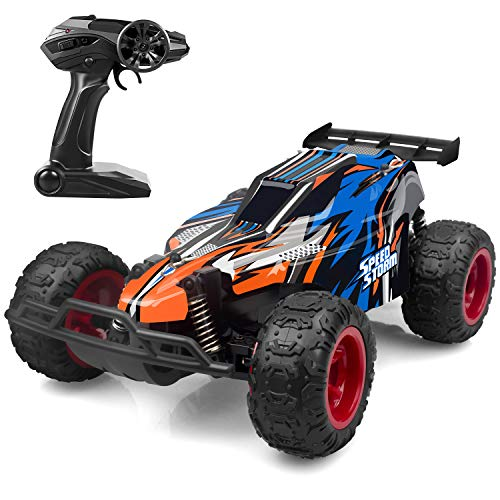 JEYPOD Remote Control Car, 2.4 GHZ High Speed