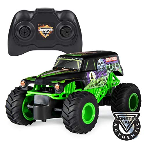 Monster Jam Official Grave Digger Remote Control