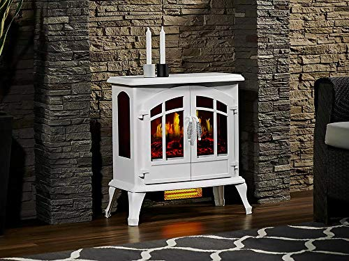 Comfort Smart Freestanding Electric Fireplace Stove