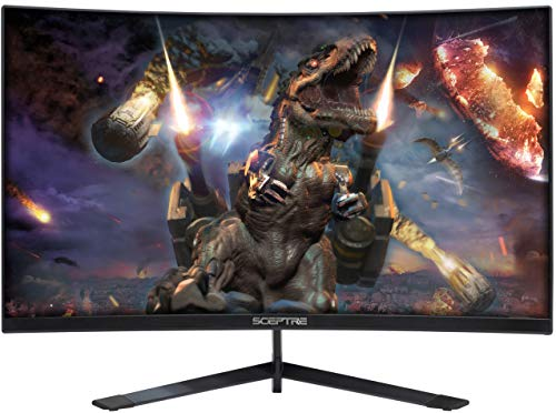 SCEPTRE C248B-144RN Curved Gaming LED Monitor