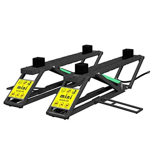 XK Mini Portable Scissor Car Lift