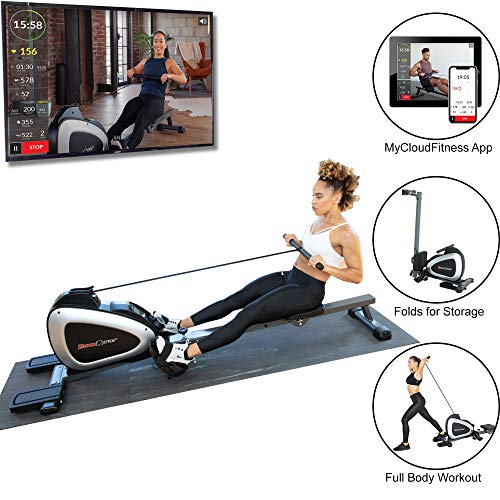 Fitness Reality 1000 Bluetooth Magnetic Rower