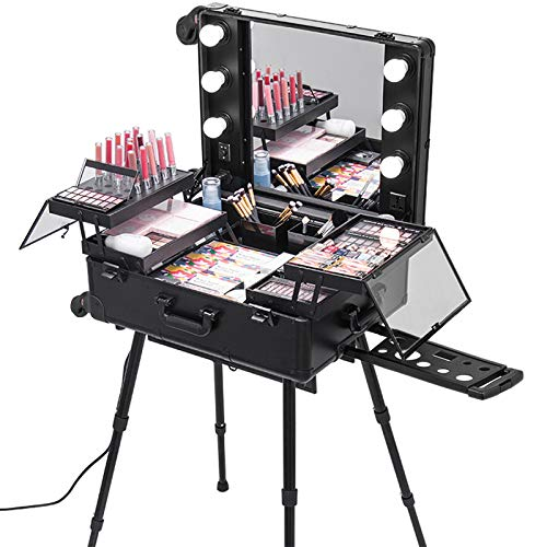 Makeup Cases with Light