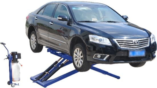 Mayflower MR600 Blacksmith Portable Mid-Rise Car Lift