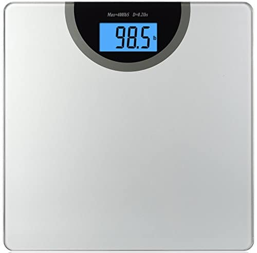 BalanceFrom Body Weight Digital Bathroom Scale Step-On Technology