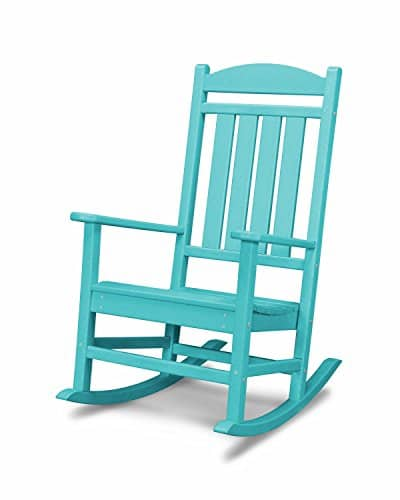 POLYWOOD R100AR Presidential Rocking Chair
