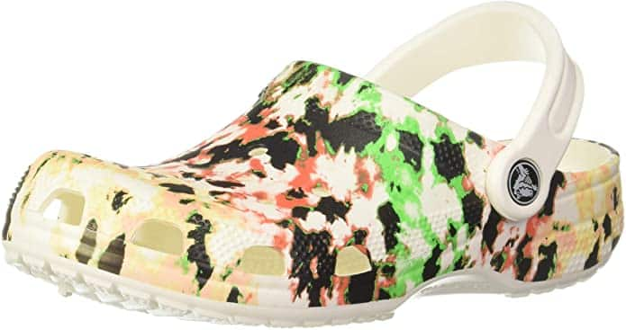 Crocs Classic Tie Dye Mania Clog for Kids