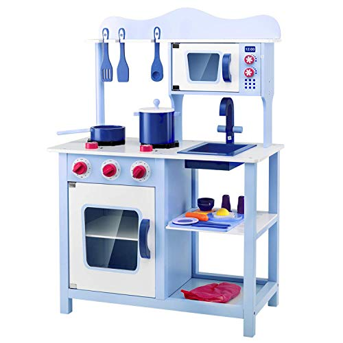 Lauraland Play Kitchen, Wooden Little Chef