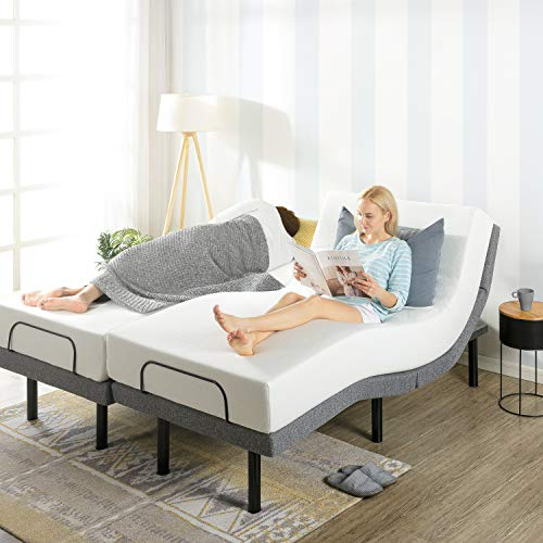 Mellow Genie 500 Split King Adjustable Bed