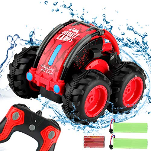 Tobeape Remote Control Car Amphibious Vehicle