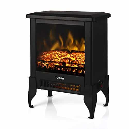 TURBRO Compact Suburbs TS17 Small Electric Fireplaces