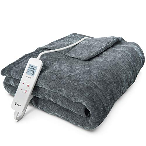 VREMI Electric Blanket with Six Heat Settings