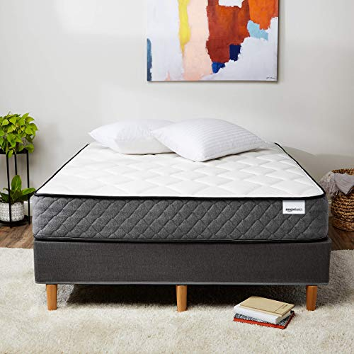 AmazonBasics Hybrid Mattress with Medium Feel