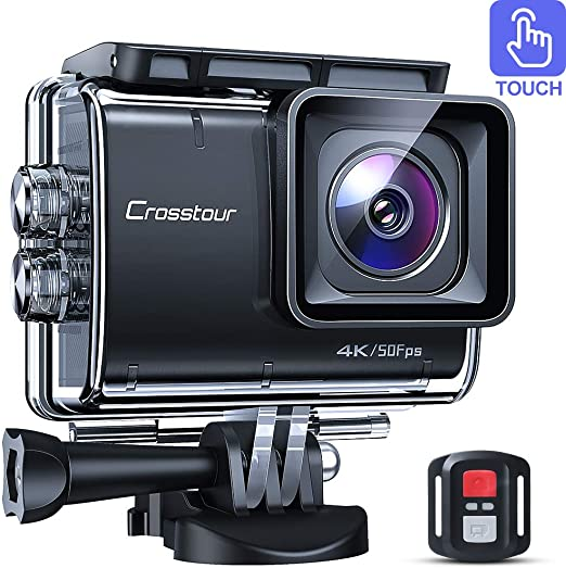 Crosstour CT9700 Native Touch Screen Action Camera