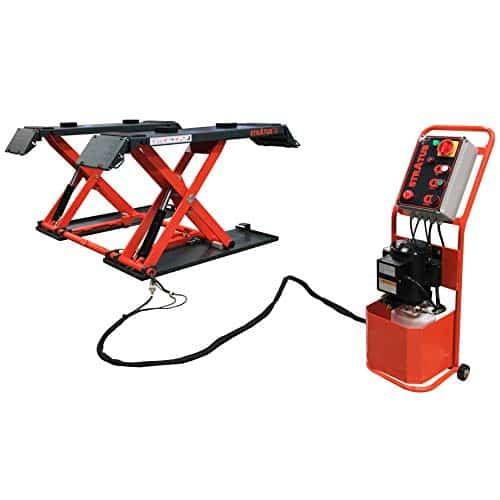 STRATUS Commercial Portable Automatic Scissor Lift