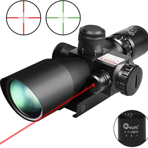 Best Cheap Rifle Scopes