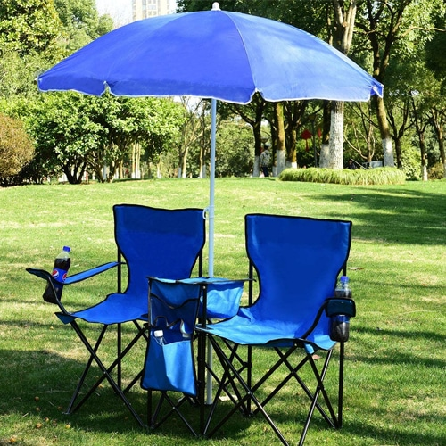 Best Double Chairs for Camping