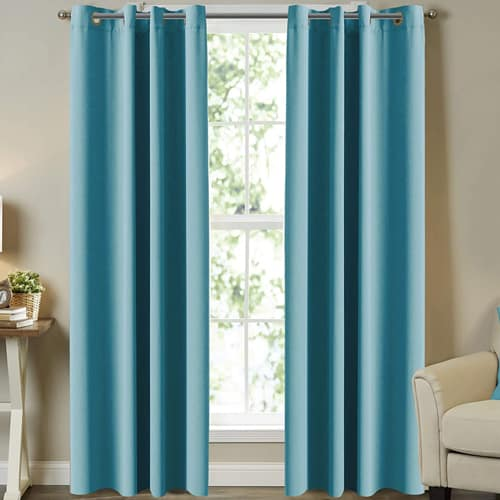 Best White Blackout Curtains