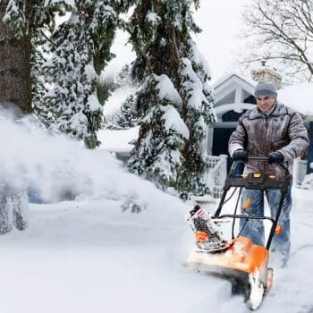 Commercial Snow Blowers