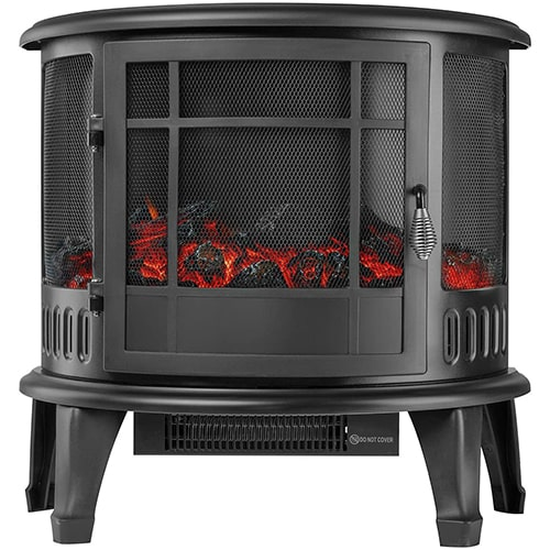Portable Electric Fireplace Stoves