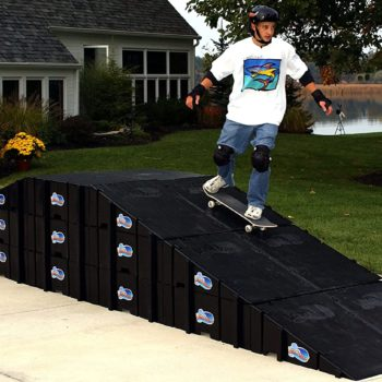 Portable Skateboard Ramps