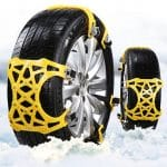 Snow Tire Chains
