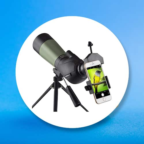 Spotting Scopes for Birding