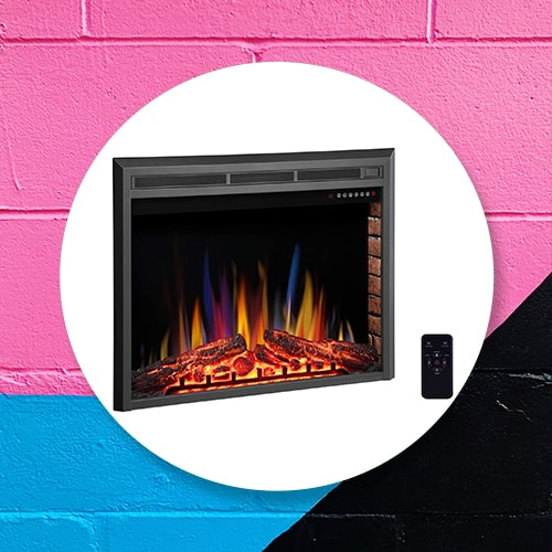 Wall Mount Gas Fireplaces